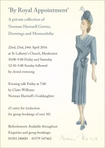 Princess Elizabeth's going away outfit + info
